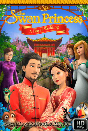 La Princesa Encantada: Una Boda Real [1080p] [Latino-Ingles] [MEGA]