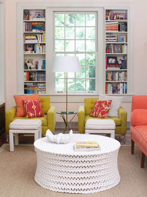 Vivere Best Of White Coffee Tables