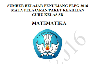 Download Materi PLPG Matematika Guru Kelas SD