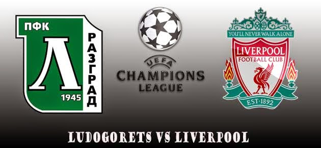 Ludogorets vs Liverpool