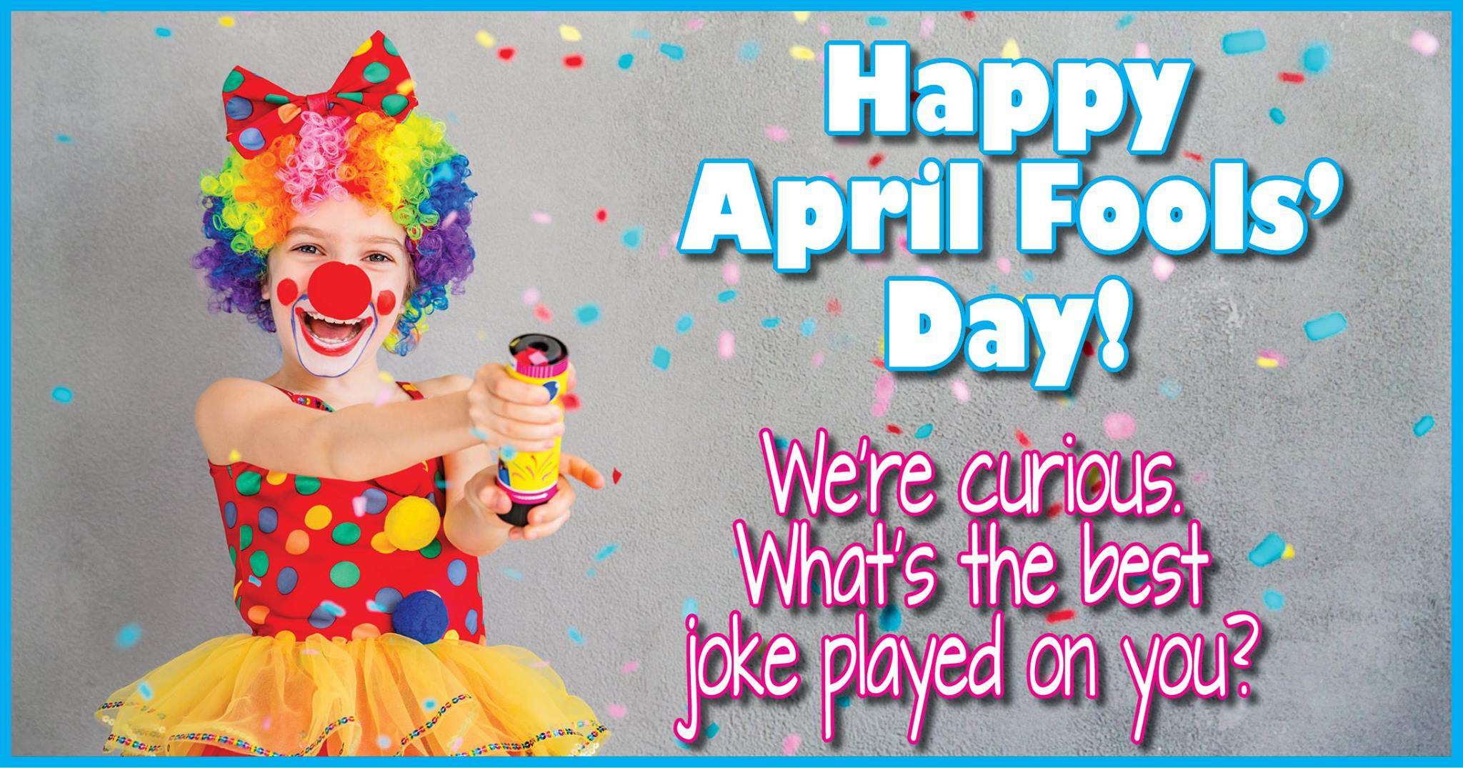 April Fools' Day Wishes For Facebook