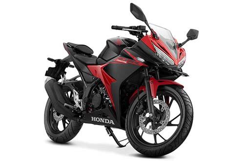 New Honda CBR150R Tampil Gagah dan Sporty Dengan Warna dan Stripe Baru