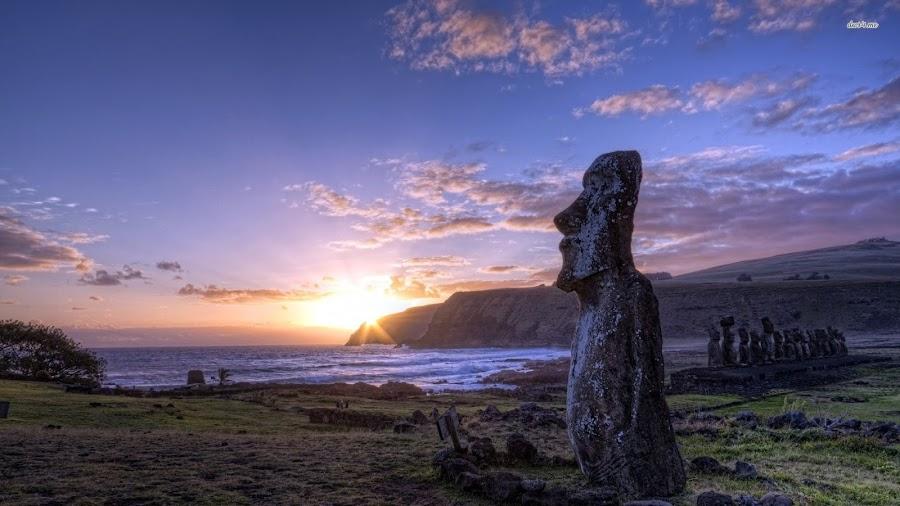La Isla de Pascua, viajes y turismo