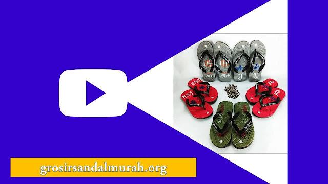 Grosirsandalmurah.org - Sandal Anak TG - Sandal Social TG GSJ
