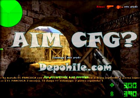 Counter Strike 1.6 Iwalband Aim CFG İndir En Yeni Config