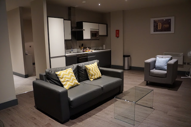 Dream Apartments Water Street Liverpool onde ficar