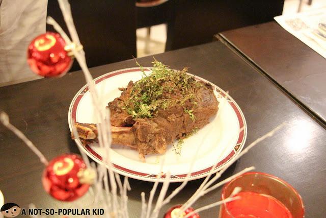 Roast Beef of Hotel Jen's Latitude