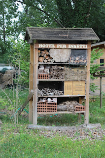 Hotel per insetti