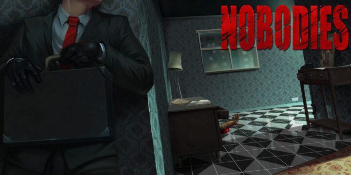 Nobodies: Murder cleaner  هي لعبة مغامرات ألغاز بلون مختلف لن تجدها في أي مكان آخر. إذا كنت تشعر بالفضول ، ابدأ في البحث عن الحقيقة الآن.