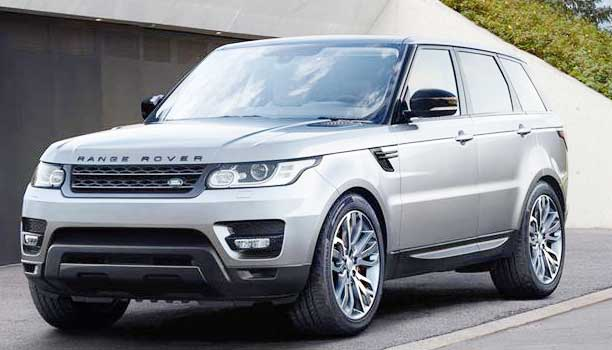 2017 Range Rover Sport Change New Engine and Feature
