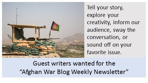 Afghan War Blog