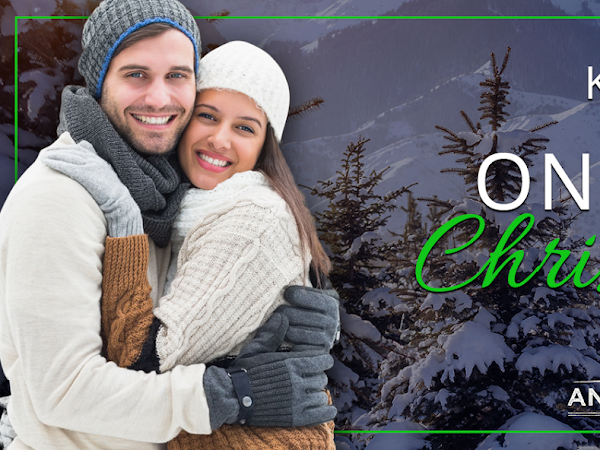 Release Blast: One Hundred Christmas Kisses by Kelly Collins