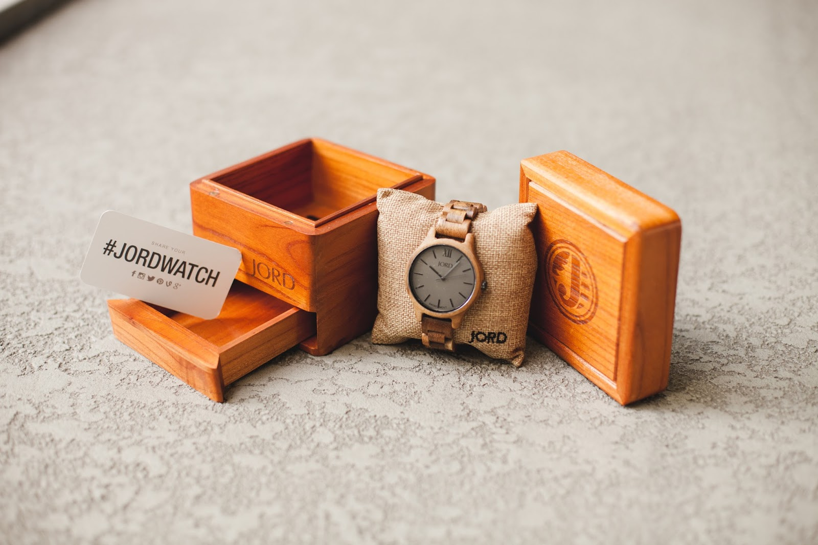 #JORDWATCH | JORD Wooden Watches
