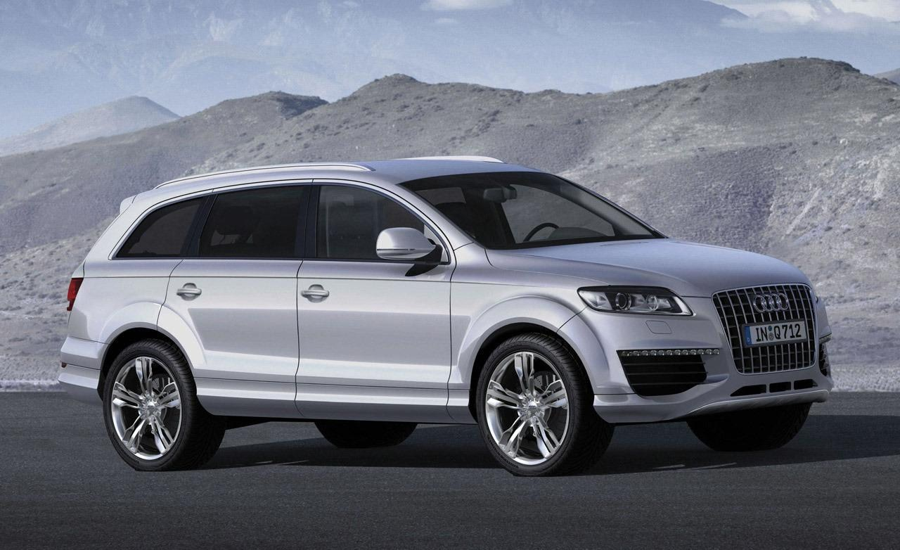 Audi Q7 Tdi Prices Review Bugatti Ferrari Lincoln Hummer Car