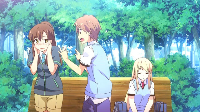 5 Rekomendasi Anime Romance-Comedy Terbaik #1