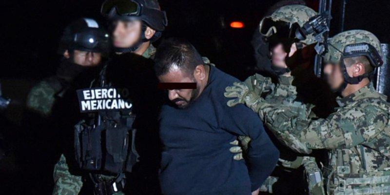 """""""El Cholo"""" Iván, jefe de sicarios de """"El Chapo"""" Guzmán se ampara para no ser extraditado a Estados Unidos"""