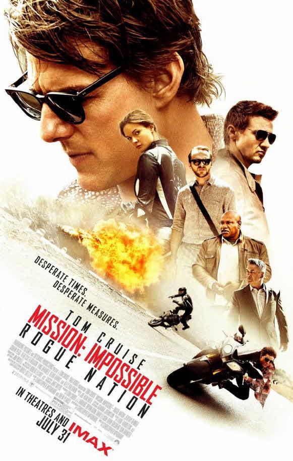 فيلم Mission: Impossible - Rogue Nation 2015 مترجم