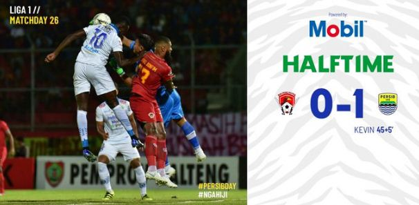 Kalteng Putra vs Persib Bandung 0-1 Highlights