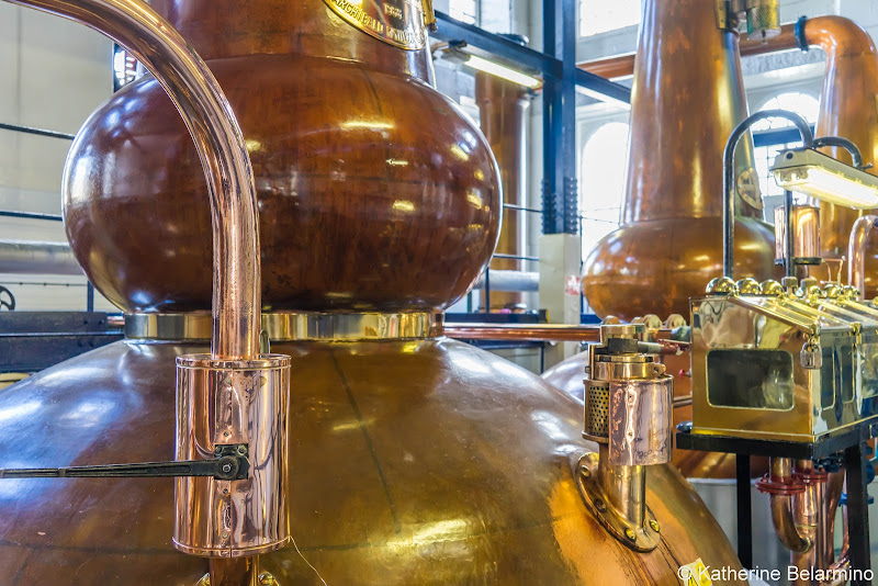 Deanston Distillery Scottish Highlands Road Trip Itinerary