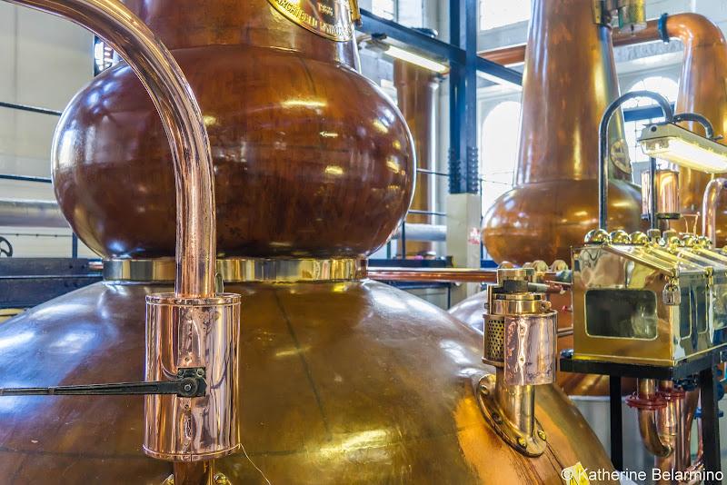 Deanston Distillery Scottish Highlands Road Trip Itinerary