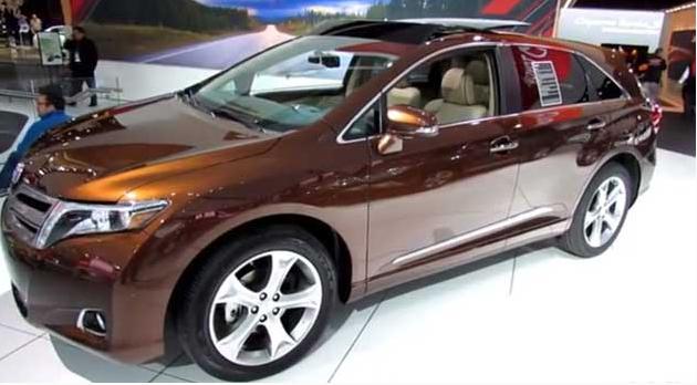 2016 Toyota Venza Canada Release Date