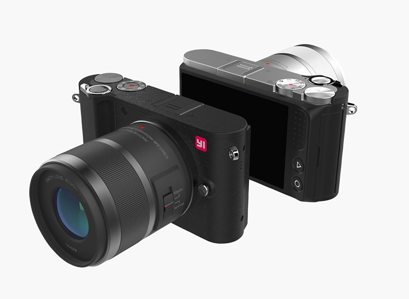 Xiaoyi M1 Mirrorless Camera Announced, Price Starts At 2199 Yuan Only!