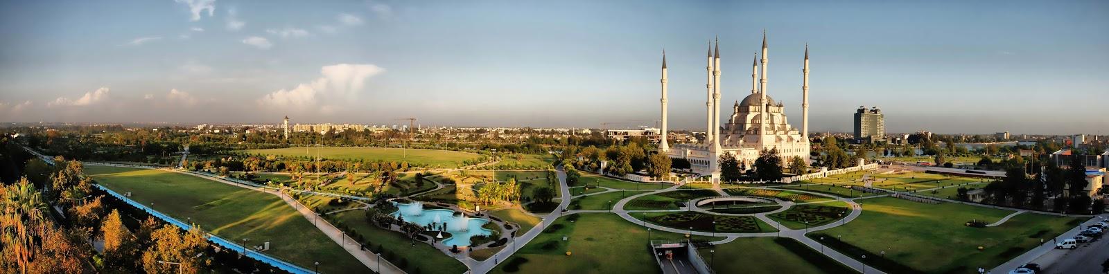 Adana Merkez Park Panoramik