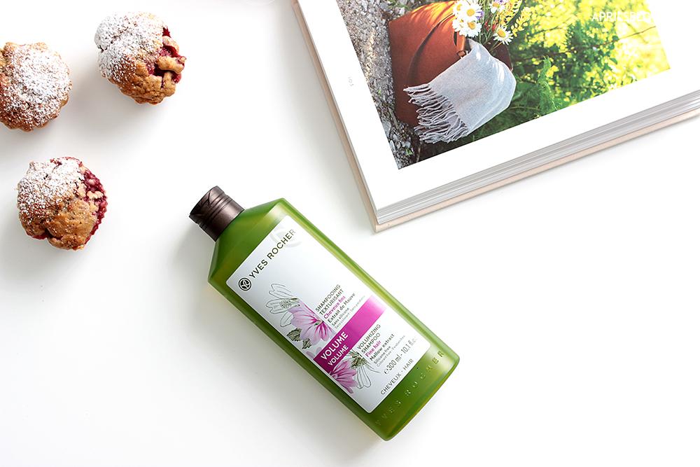 szampon objętość włosów yves rocher