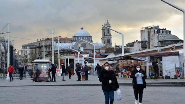 عاجل  مصادر إعلامية ترجح عودة قيود كورونا  بولاية إسطنبول
