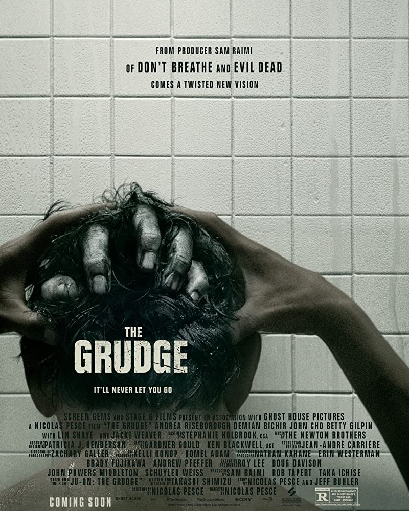 The Grudge, Horror, Movie Review by Rawlins, Rawlins GLAM