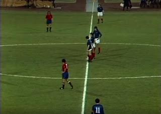 España - Yugoslavia, Mundial 1974, último Mundial sin España,
