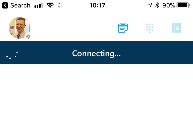Small Fysh in a big pond: Unable to login to Skype for Business