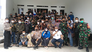 Giat  Silaturahmi Kamtibmas Kapolsek Ujungberung dengan Ormas/ OKP se kec.Ujungberung