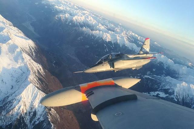 T345, il nuovo velivolo da addestramento in arrivo a Galatina
