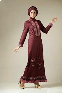 Contoh Baju Muslim Model Sekarang