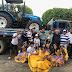 Em pleno São João Prefeitura de Jaguarari recebe trator e implementos agrícolas que beneficiarão pequenos produtores do município