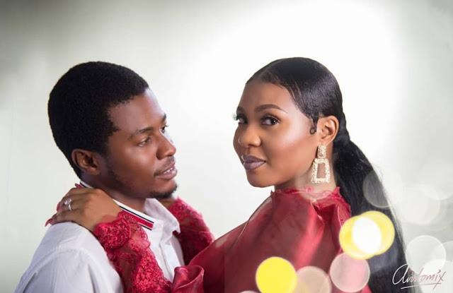 Samuel Ajibola Aka Spiff And His Girlfriend, Sandra, Are Engaged