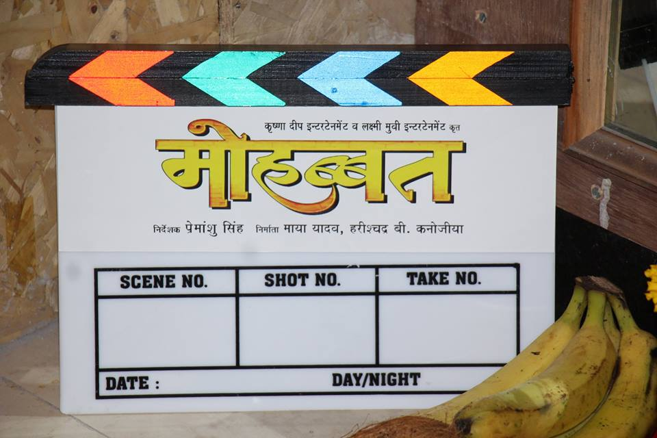 Pradeep Pandey 'Chintu', Kajal Yadav Bhojpuri movie Mohabbat  2016 wiki, full star-cast, Release date, Actor, actress, Song name, photo, poster, trailer, wallpaper