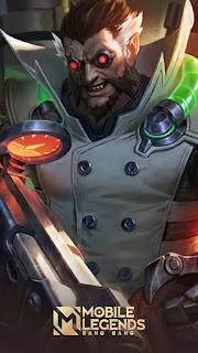 Roger Dr Beast Heroes Fighter Marksman of Skins Rework