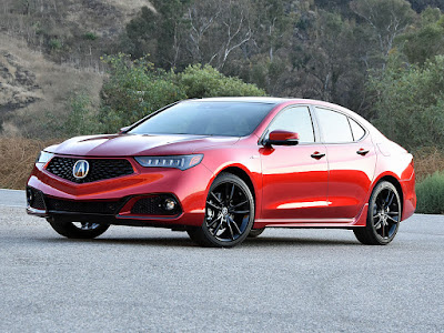 2020 Acura TLX Review, Specs, and Pricing