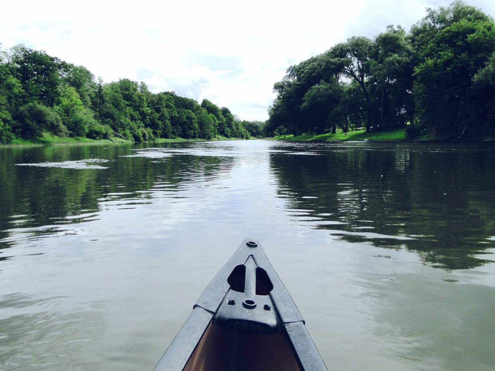 Grand River, Kitchener - Canoeing the Grand Experience