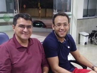 Após sentir fortes dores abdominais, vice-prefeito de Picuí é diagnosticado com adenite mesentérica