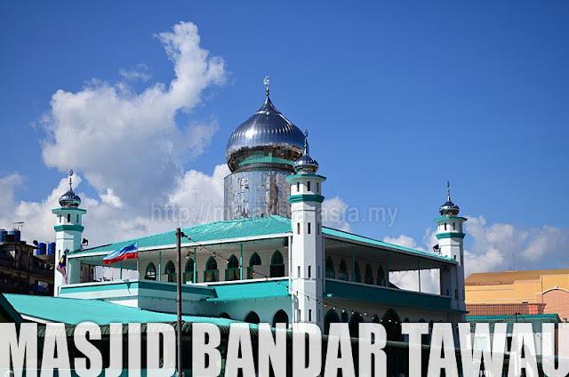 Masjid Waqaff Ahmad Bin Daing Mapata