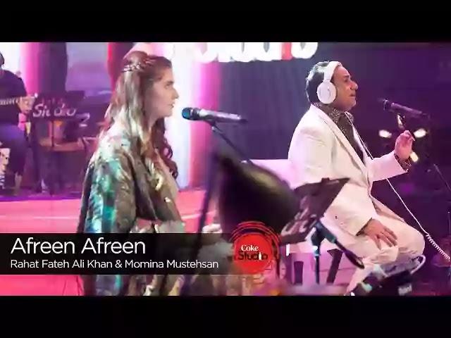 Afreen Afreen Lyrics - Rahat Fateh Ali Khan & Momina Mustehsan