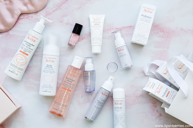 Avene Skincare Review