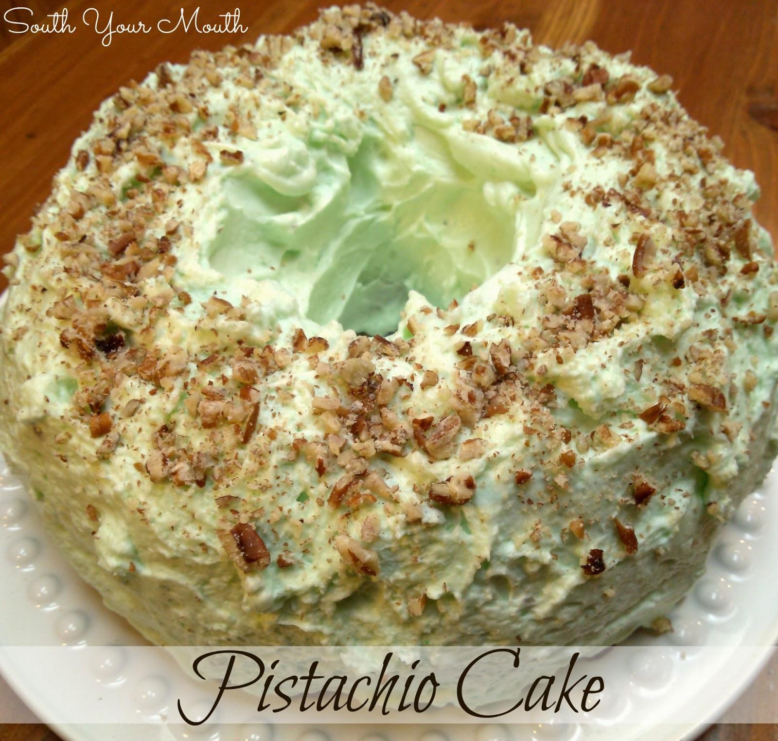 Watergate Cake Recipe
