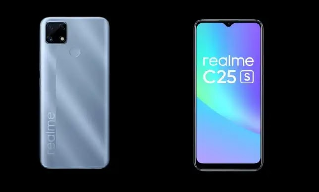 Realme C25s is Now Official with Helio G85