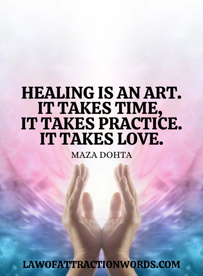 Positive Inspirational Quotes For Physical Healing Will Change Your Mind