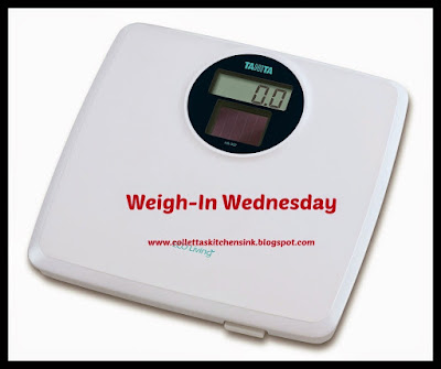 http://collettaskitchensink.blogspot.com/2016/11/weigh-in-wednesday-11916.html