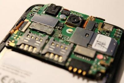RAM Smartphone Blackberry